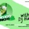 COSMO Mojito Night Dj Hugo Zaterdag 13 juli 2019