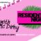 COSMO Resident Night Dj Mc Dirky Zaterdag 20 juli 2019