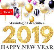Inkom Ticket New Year Eve