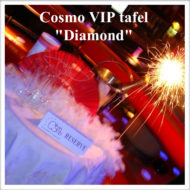 "Cosmo VIP Tafel ""Diamond"""