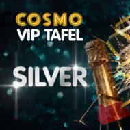 "Cosmo VIP Tafel ""Silver"""