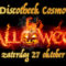 COSMO Halloween Night met Dj Mc Dirky Zaterdag 28 oktober 2018
